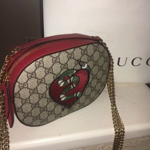 Special addition Gucci purse